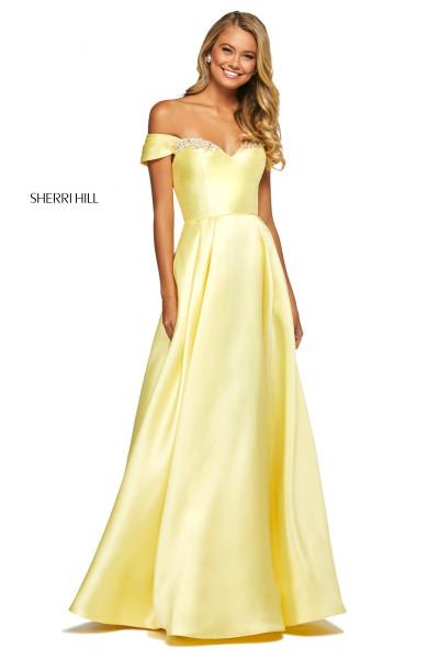 Sherri Hill 53399
