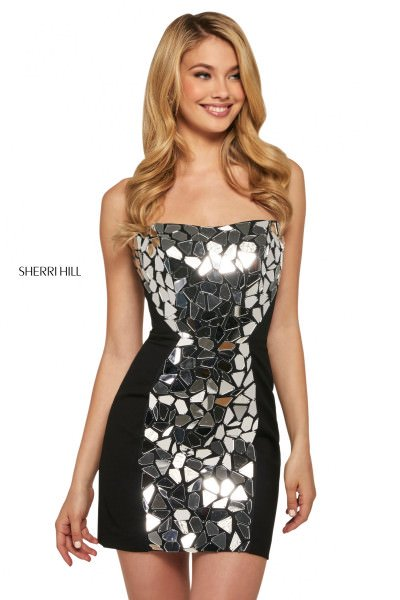 Sherri Hill 53469 Fitted picture 2