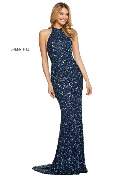 Sherri Hill 53484 Fitted picture 2