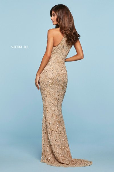 Sherri Hill 53609 High Neck picture 1