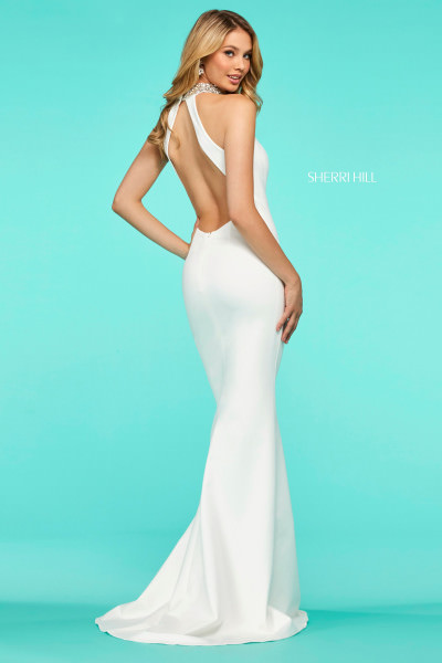 Sherri Hill 53718 High Neck picture 1
