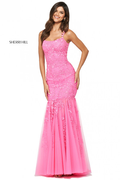 Sherri Hill 53723 Mermaid picture 2
