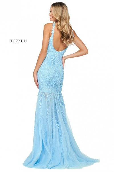 Sherri Hill 53723 Has Straps picture 1