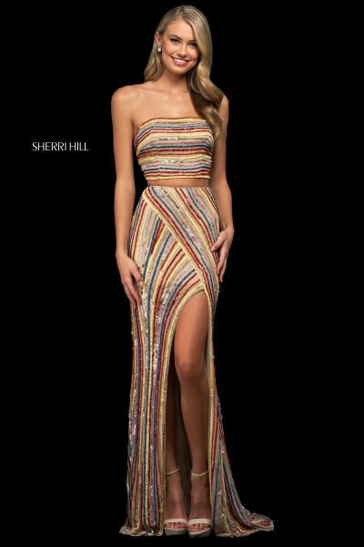 Sherri Hill 54125