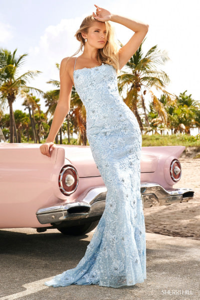 Sherri Hill 54266 Fitted picture 2