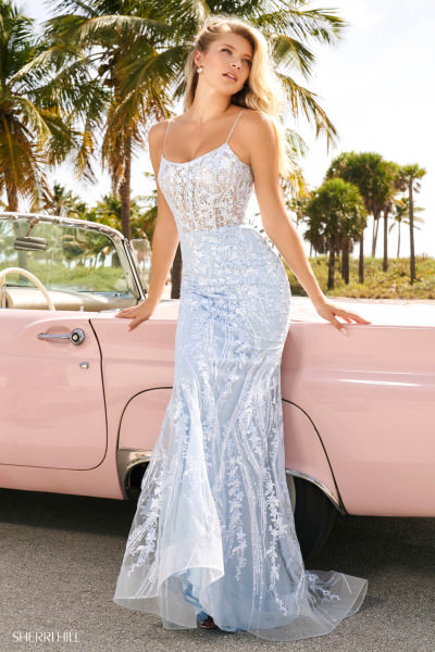 Sherri Hill 54275 Fitted picture 2