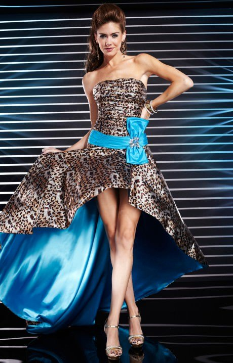 Studio 17 12293 Put A Bow On It Gown Prom Dress