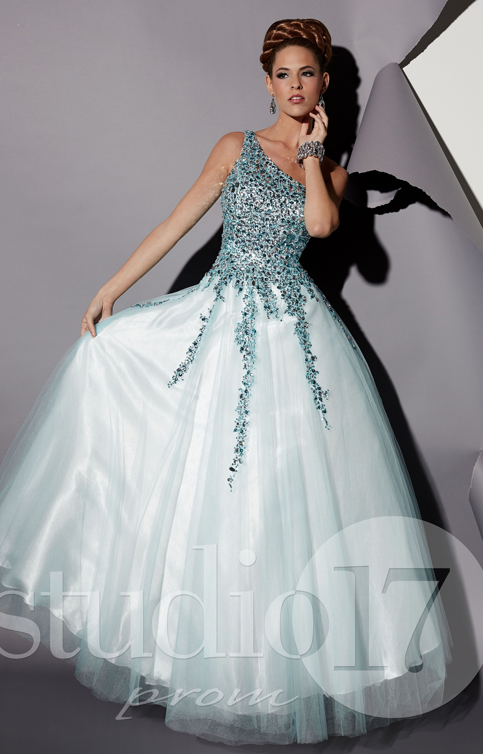 Studio 17 12454 - Into the Woods Gown Prom Dress