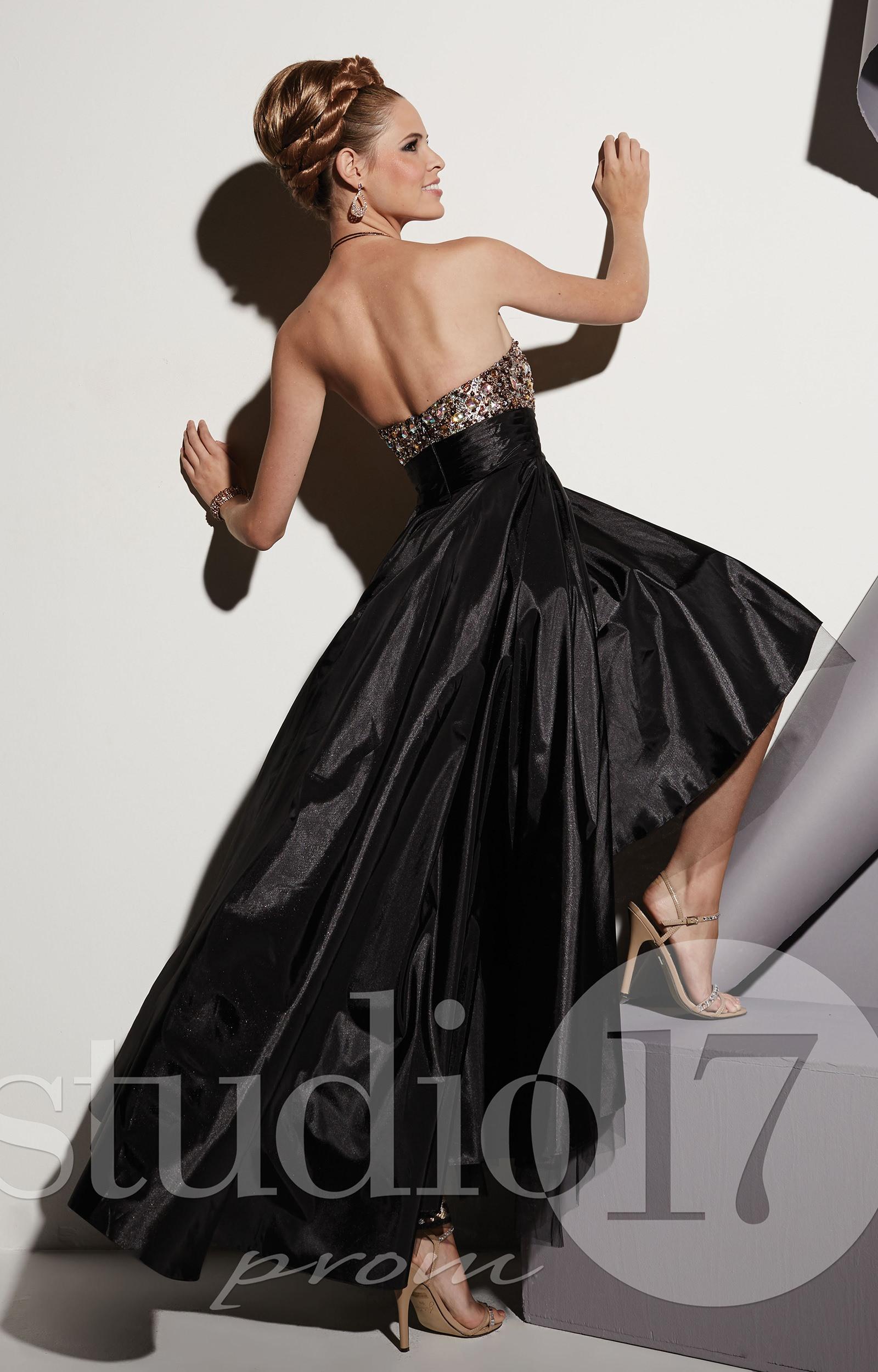 Studio 17 12466 Daring Diva Gown Prom Dress