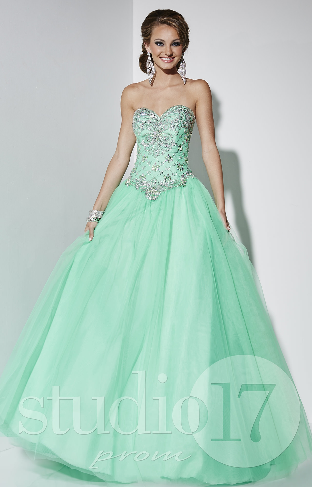 Studio 17 12567 - Queen of It All Gown Prom Dress
