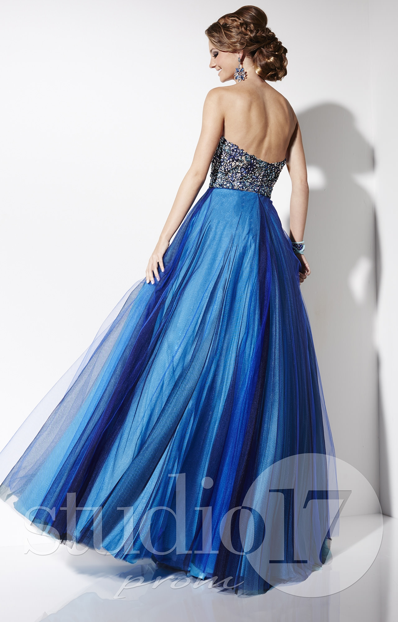 Studio 17 12573 - What Dreams Are Made of Gown Prom Dress