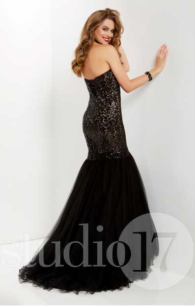 Studio 17 12662 Strapless and Sweetheart picture 1
