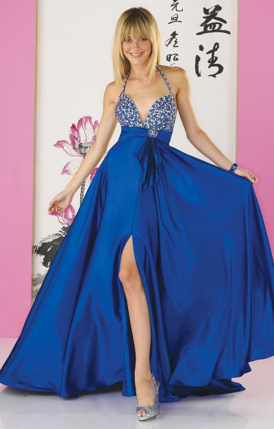 Sweetheart Cut Gown
