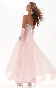 Tiffany Designs 16778 Strapless and Sweetheart picture 1