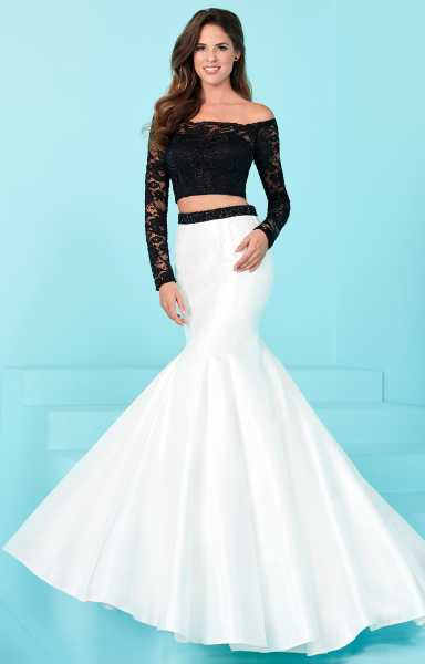 Tiffany Designs 16240 Off The Shoulder picture 1
