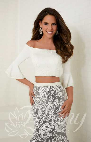 Tiffany Designs 16272 Off The Shoulder picture 1