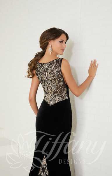 Tiffany Designs 16278 High Neck picture 1
