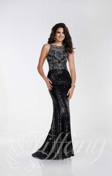 Tiffany Designs 16298 High Neck picture 1