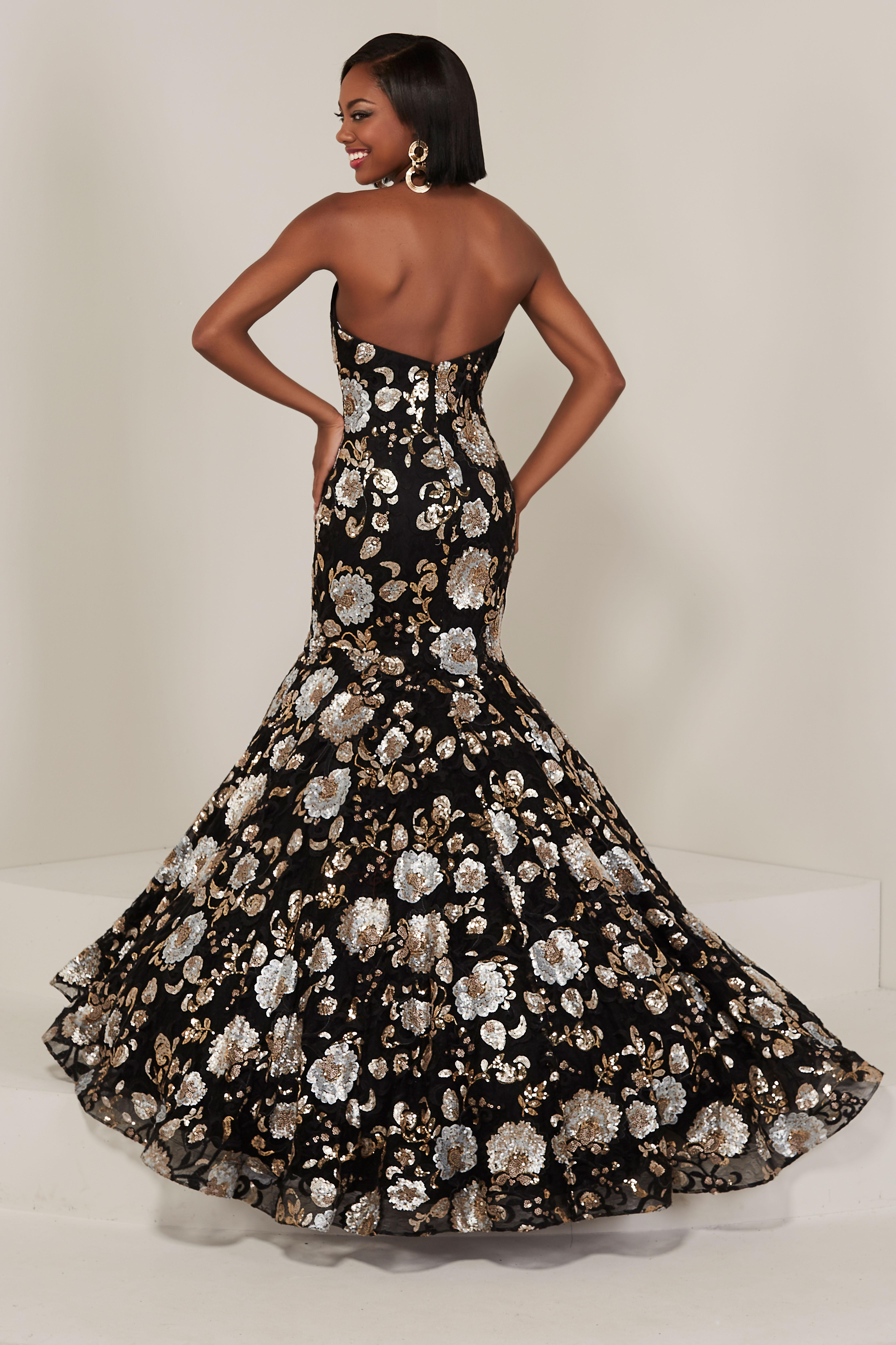 22564438f409 Tiffany Designs 16366 - Formal Dress