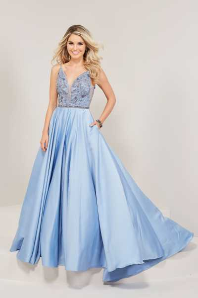 Tiffany Designs 16350 A-Line and Ball Gowns picture 2