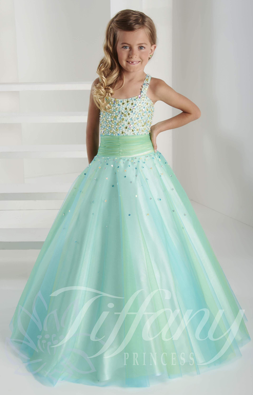 dabba92da5a Tiffany Princess 13405 - Tinkerbell s Ballgown Prom Dress