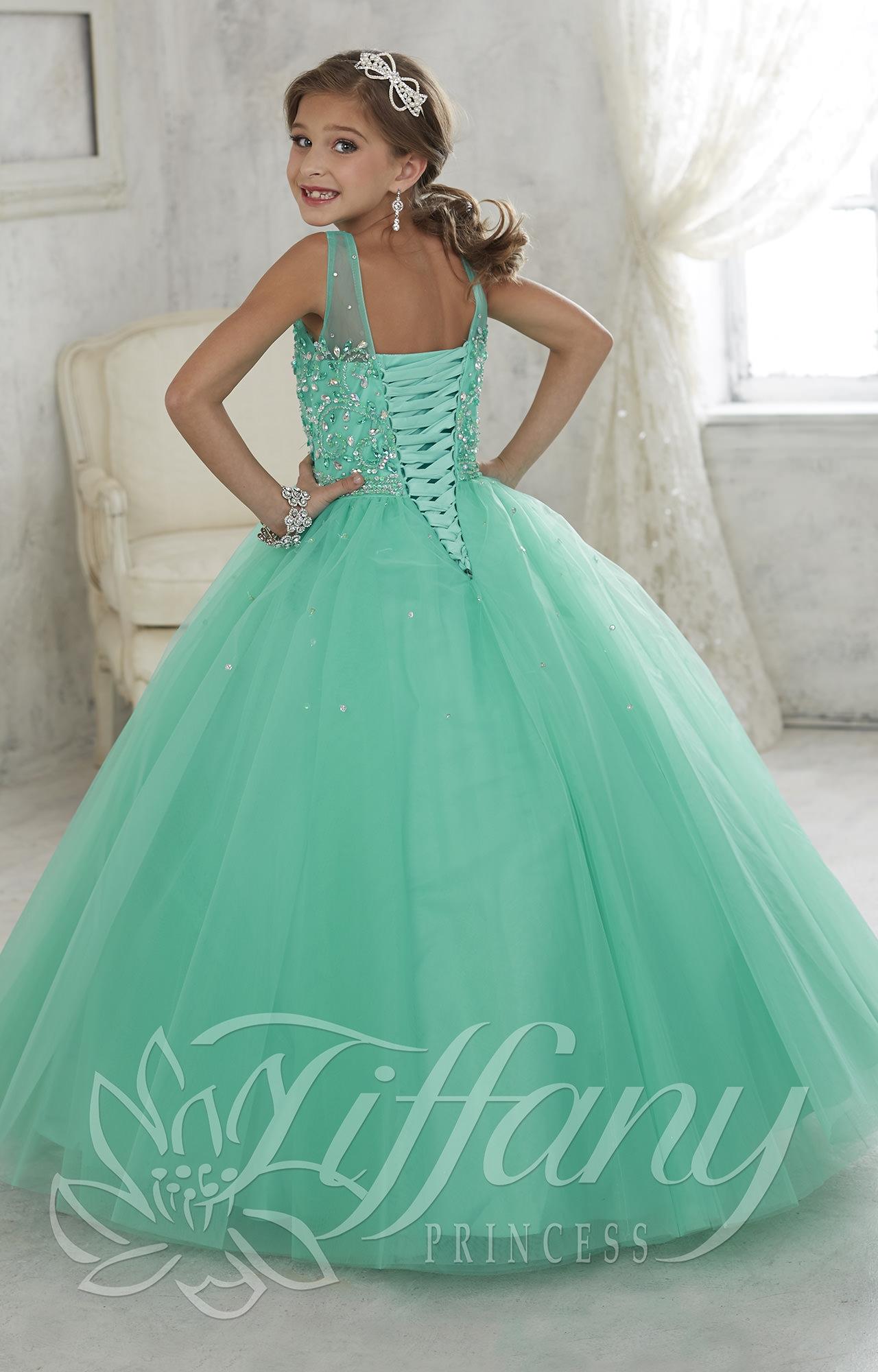 Tiffany Princess 13442 - Ballgown Dreams Dress Prom Dress