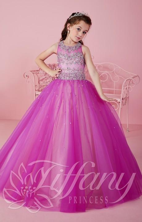 Tiffany Princess 13460 Sparkle And Shine Dress Prom Dress