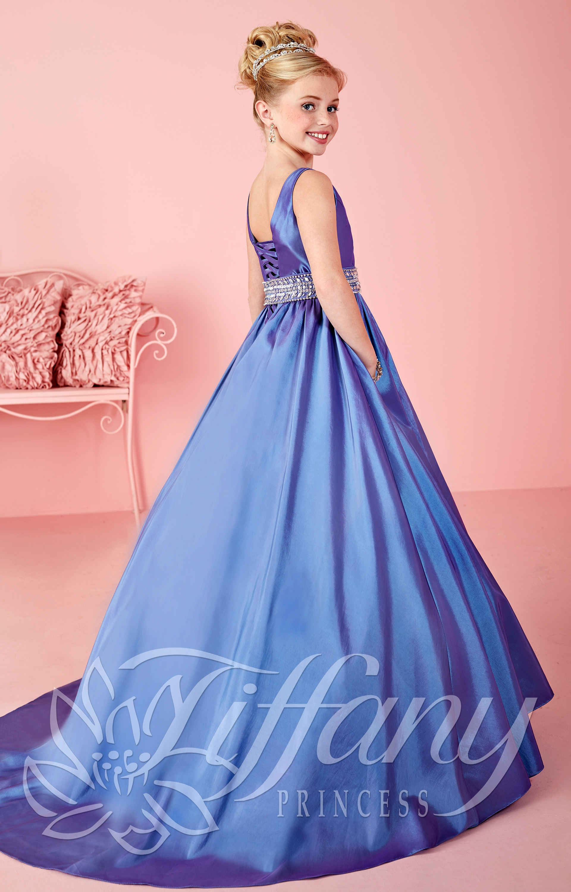 tiffany princess 13464 the first lady dress prom dress