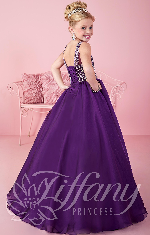 Tiffany Princess 13473 - It's Just an Illusion Dress Prom