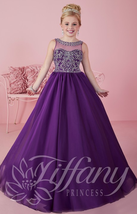 Tiffany Princess 13473 It S Just An Illusion Dress Prom