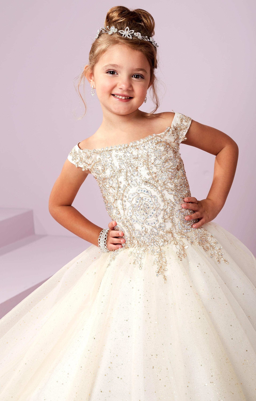 Tiffany Princess 13482 Beaded Ballgown Prom Dress